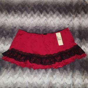 NWT Felina Lingere Skirt